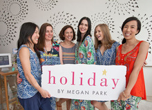 Holiday by Megan Park - Collection Launch