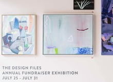 The Design Files Annual Fundraiser Exhibition
